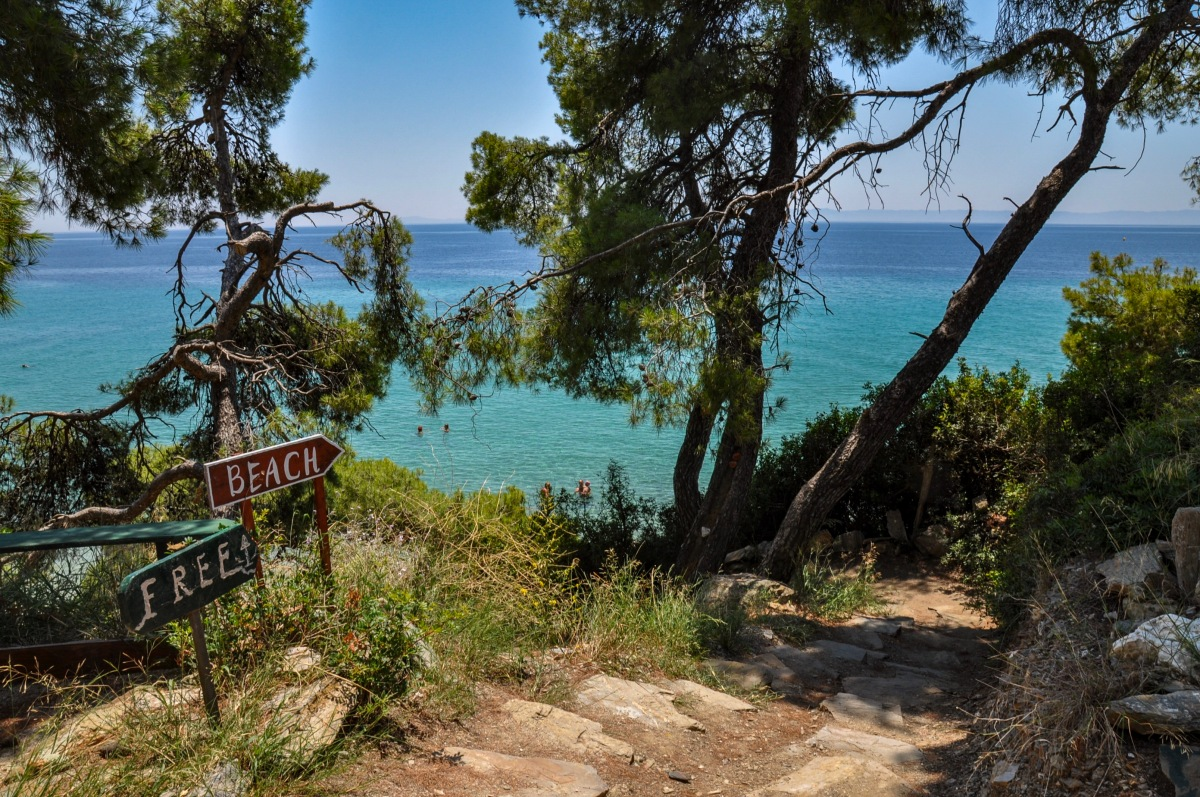 Why do you need to visit Halkidiki Sithonia, Greece instead of the Greek islands