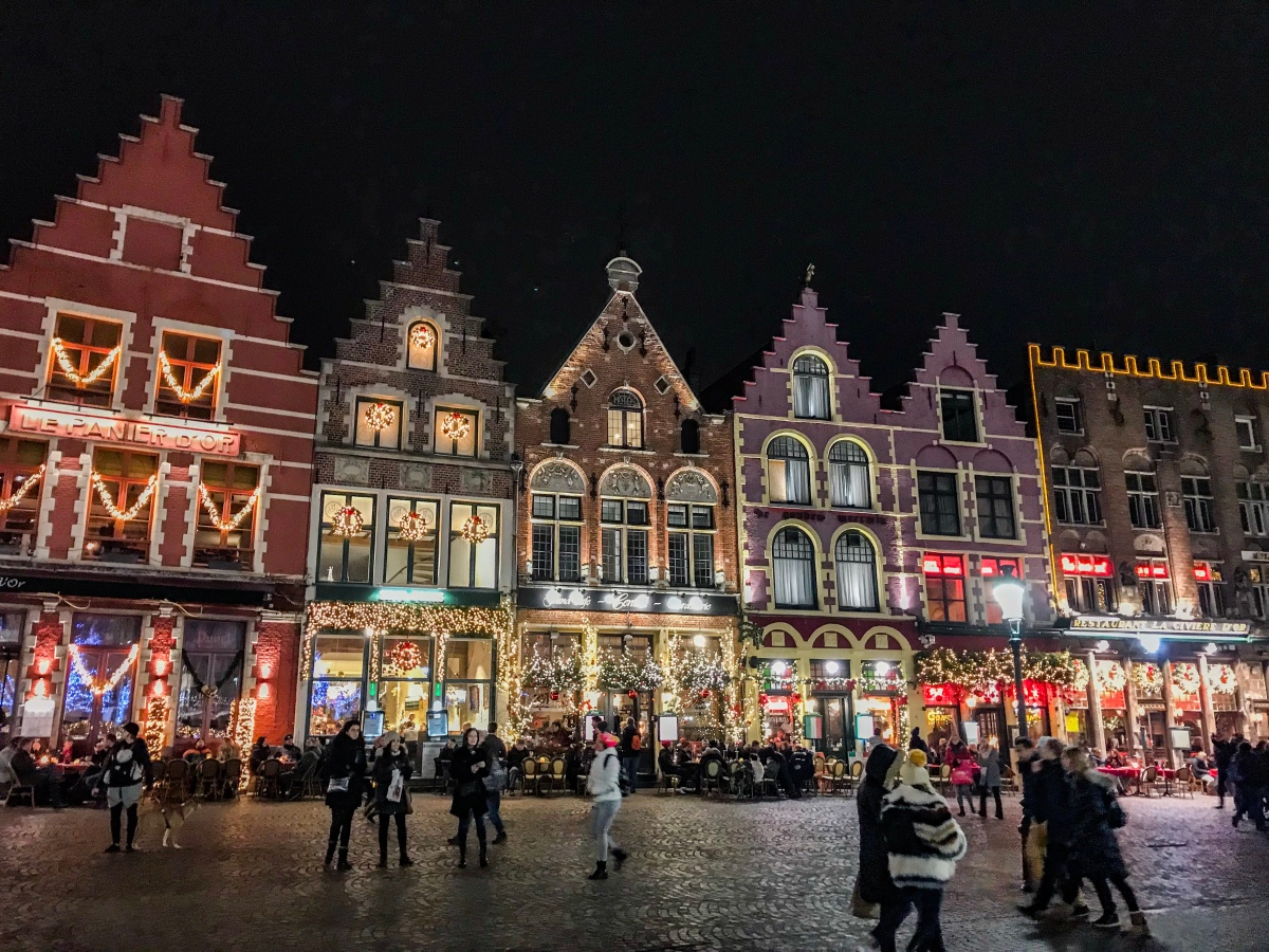 Christmas Magic in Bruges: 7 things to do while visiting Bruges for the ChristmasMarket